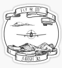 P-51 Sticker