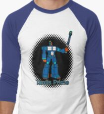 Tardis Prime Men's Baseball ¾ T-Shirt