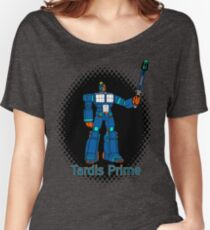 Tardis Prime Women's Relaxed Fit T-Shirt