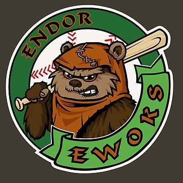 Endor Ewoks by FlicksArt