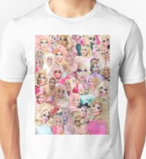 Trixie Mattel Collage Unisex T-Shirt