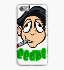 WeedHed Stoner Guy 420 iPhone Case/Skin