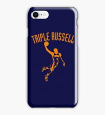 Triple Russell iPhone Case/Skin