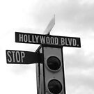 Hollywood Blvd by swelldame