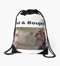 Bad & Boujee Drawstring Bag