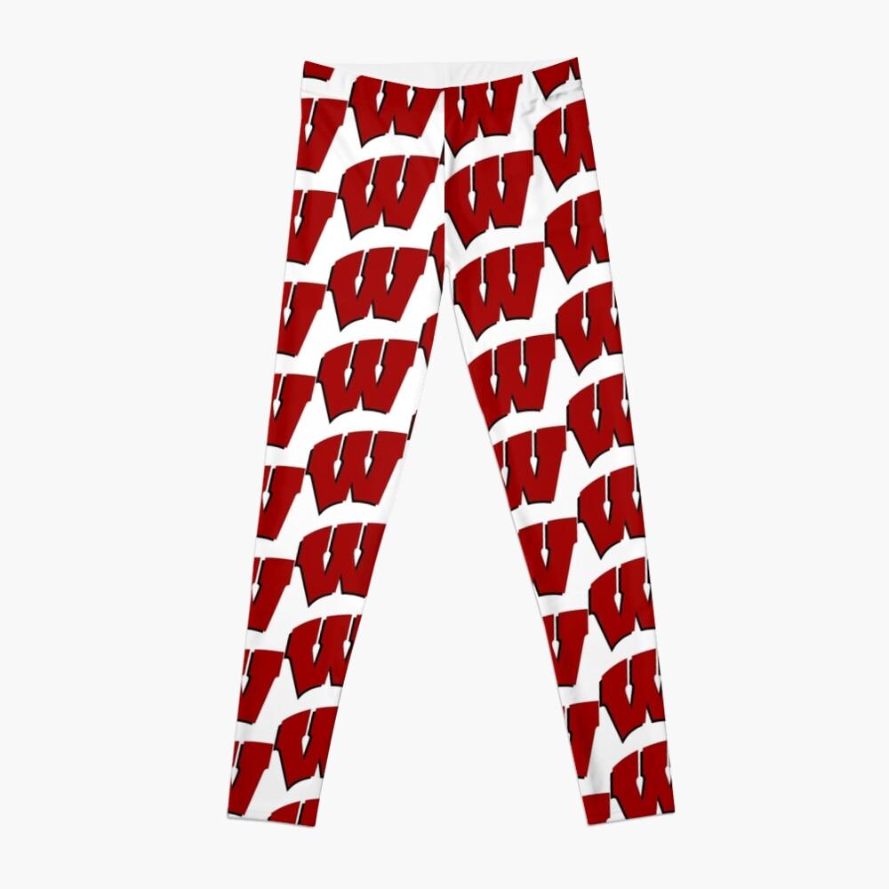 University of Wisconsin Leggings