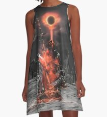 The Lord of Lords A-Line Dress