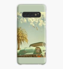 Having Fun, Wish You Were Here Case/Skin for Samsung Galaxy