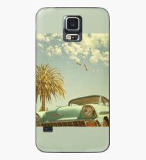 Having Fun, Wish You Were Here Case/Skin for Samsung Galaxy