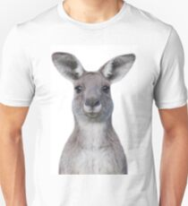 Cute baby kangaroo Unisex T-Shirt