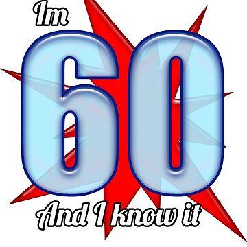 60th birthday by craigio2778