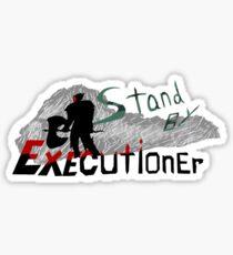 EXecutioner Sticker