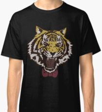 Bow Tie Tiger Classic T-Shirt
