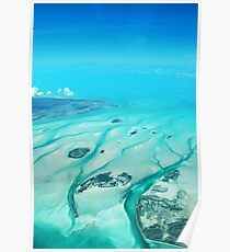 Ocean Below Poster