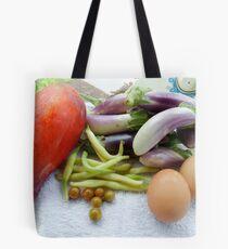 Fresh is best. Tote Bag