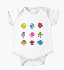 Mr Men Kids Clothes