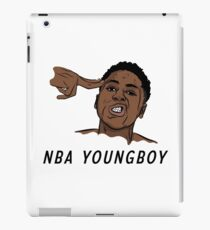 NBA Youngboy  iPad Case/Skin