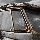 'Patina' VW Bus by Paul Peeters