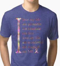 I love ME Tri-blend T-Shirt