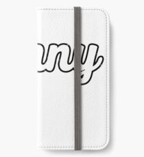Best Seller: I'm 25% Funny And 85% Bad At Math iPhone Wallet/Case/Skin