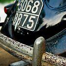 Unrestored VW by Paul Peeters
