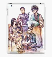 Young Detective iPad Case/Skin