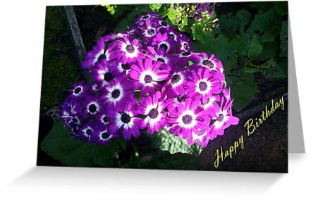 Happy Birthday by mezenga