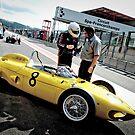 1961 Ferrari 156 by Paul Peeters