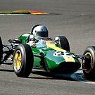 1965 Lotus 32B by Paul Peeters