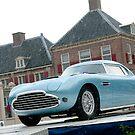 1953 Siata 280CS Berlinetta Balbo coupé by Paul Peeters