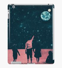 Once Upon A Time on Mars or Children of Mars iPad Case/Skin