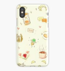 Mystic Messenger iPhone Case/Skin