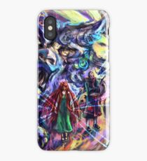 She-tamer iPhone Case/Skin