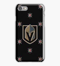 Golden Nights of Vegas Knights iPhone Case/Skin