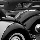 Vintage VW Convertibles by Paul Peeters