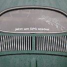 Oval Window Volkswagen by Paul Peeters