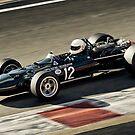 BRM P126 - 1968 by Paul Peeters