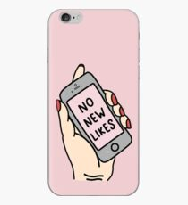 no new likes  iPhone Case