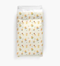 Medals And Badges Duvet Cover