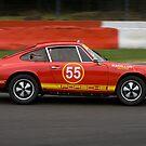 Porsche 911 by Paul Peeters