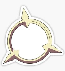 Luna Nova Academy emblem Sticker