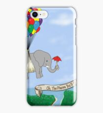 OH TO EXPLORE! iPhone Case/Skin