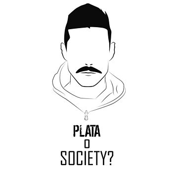 Plata o Society? - Crossover by ideando