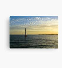 Front Light, Beacon Cove Canvas Print