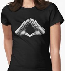 Illuminati Women's Fitted T-Shirt