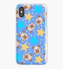 Rockruff Blue Star iPhone Case/Skin