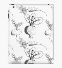 Ink Vegetables iPad Case/Skin