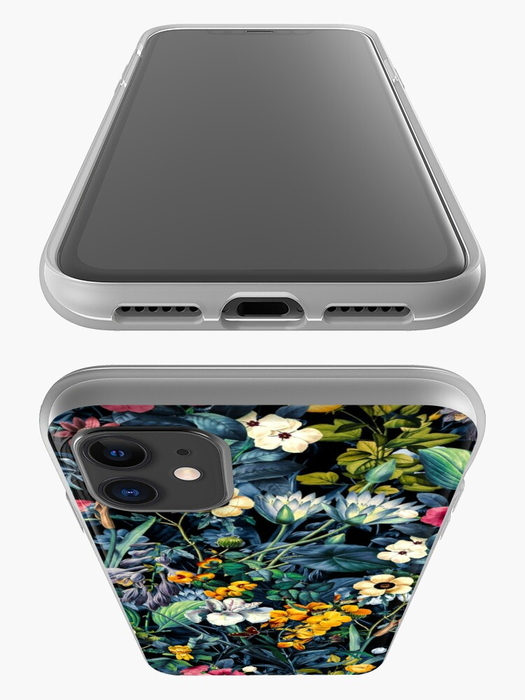 Alternate view of Exotic Garden iPhone Case & Cover