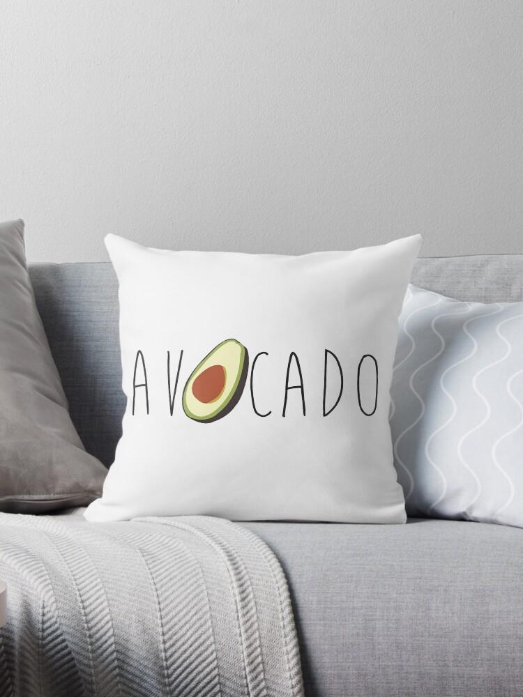 Avocado by AbigailLong