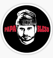 Papa Bless Stick Up - ONE:Print Sticker